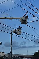 2017 FPL Hurricane Irma restoration in Fort Lauderdale, Fla. on Sept. 13, 2017.