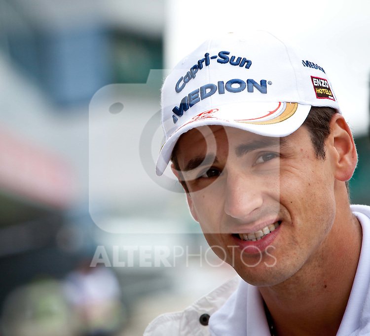 07.07.2011, Silverstone Circuit, Silverstone, GBR, F1, Großer Preis von Großbritannien, Silverstone, im Bild Adrian Sutil (GER), Force India F1 Team // during the Formula One Championships 2011 British Grand Prix held at the Silverstone Circuit, Northamptonshire, United Kingdom, 2011-07-07, EXPA Pictures © 2011, PhotoCredit: EXPA/ J. Feichter