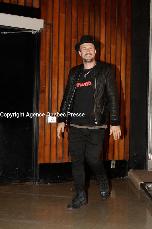 Montreal (Qc) CANADA, July 11, 2007 -<br /> <br /> American Actor David Arquette present the horror movie TRIPPER, which he directed, at fantasia Film Festival in Montreal, July 11, 20007.