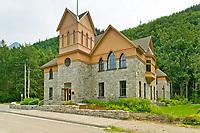 Museum in Skagway, Alaska