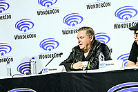Trevor Goring at Wondercon in Anaheim Ca. March 31, 2019
