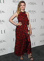 BEVERLY HILLS, CA, USA - OCTOBER 20: Gillian Jacobs arrives at ELLE's 21st Annual Women In Hollywood held at the Four Seasons Hotel on October 20, 2014 in Beverly Hills, California, United States. (Photo by Celebrity Monitor)