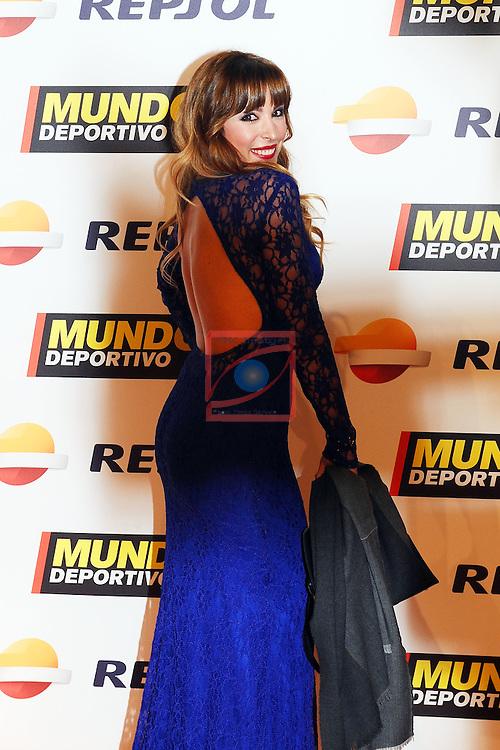 68 Gala Mundo Deportivo.<br /> La cantante Gisela.