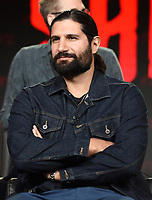 PASADENA, CA - FEBRUARY 4: Cast Member Kayvan Novak during the WHAT WE DO IN THE SHADOWS panel for the 2019 FX Networks Television Critics Association Winter Press Tour at The Langham Huntington Hotel on February 4, 2019 in Pasadena, California. (Photo by Frank Micelotta/FX/PictureGroup)