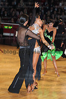 International Championships held in Royal Albert Hall, London, United Kingdom. Thursday, 21. October 2010. ATTILA VOLGYI<br /> Published on DanceSport Info do not copy!