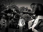 West, Africa, Mali,La Maison des Jeunes de Bamako
