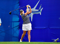 Cristie Kerr, of the United States, plays her shot from the first tee during the third round of the ANA Inspiration at the Mission Hills Country Club in Palm Desert, California, USA. 3/31/18.<br /> <br /> Picture: Golffile | Bruce Sherwood<br /> <br /> <br /> All photo usage must carry mandatory copyright credit (&copy; Golffile | Bruce Sherwood)during the second round of the ANA Inspiration at the Mission Hills Country Club in Palm Desert, California, USA. 3/31/18.<br /> <br /> Picture: Golffile | Bruce Sherwood<br /> <br /> <br /> All photo usage must carry mandatory copyright credit (&copy; Golffile | Bruce Sherwood)