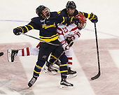 170127-Merrimack College Warriors at Boston University Terriers (m)