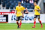 Solna 2015-07-26 Fotboll Allsvenskan AIK - IF Elfsborg :  <br /> Elfsborgs Henning Hauger deppar under matchen mellan AIK och IF Elfsborg <br /> (Foto: Kenta J&ouml;nsson) Nyckelord:  AIK Gnaget Friends Arena Allsvenskan Elfsborg IFE depp besviken besvikelse sorg ledsen deppig nedst&auml;md uppgiven sad disappointment disappointed dejected
