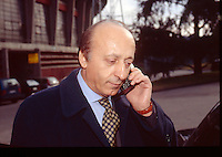 gennaio 1995  Luciano Moggi dirigente juventus