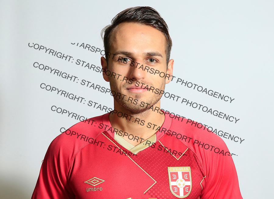 Futsal<br /> Portreti igraca Futsal nacionalne selekcije Srbije <br /> Predrag Jovanovic<br /> Stara Pazova, 26.11.2015.<br /> foto: Srdjan Stevanovic/Starsportphoto &copy;
