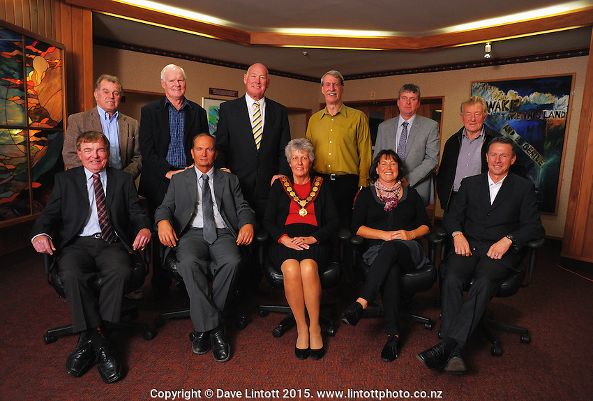 Masterton District Council photoshoot. Masterton, Wairarapa, New Zealand on Wednesday, 15 April 2015. Photo: Dave Lintott / lintottphoto.co.nz