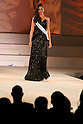 """Miss Egypt Perihan Fateen, November 11, 2014, Tokyo, Japan : Miss Egypt Perihan Fateen walks down the runway during """"The 54th Miss International Beauty Pageant 2014"""" on November 11, 2014 in Tokyo, Japan. The pageant brings women from more than 65 countries and regions to Japan to become new """"Beauty goodwill ambassadors"""" and also donates money to underprivileged children around the world thought their """"Mis International Fund"""". (Photo by Rodrigo Reyes Marin/AFLO)"""