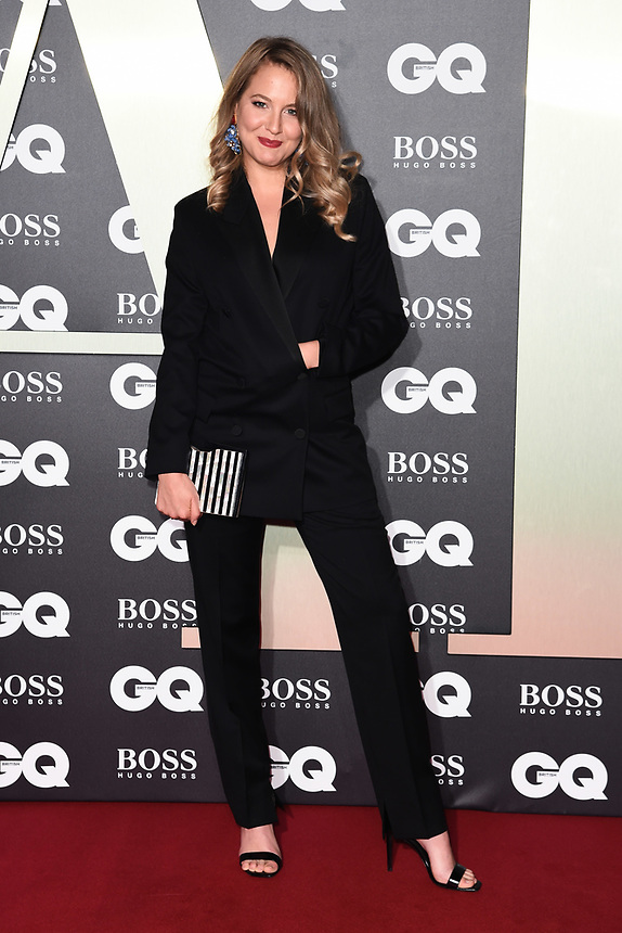 Tessa Ward<br /> arriving for the GQ Men of the Year Awards 2019 in association with Hugo Boss at the Tate Modern, London<br /> <br /> ©Ash Knotek  D3518 03/09/2019