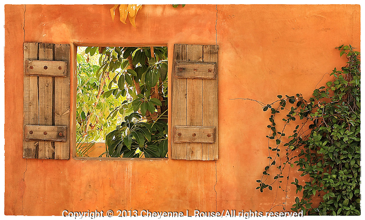 Adobe window - Arizona