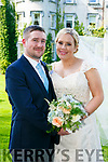Angela Healy and Kieran Ashe were married at Castlemaine, Church Of St Carthage by Fr. Kevin Walsh on Saturday 12th August 2017 with a reception at Ballyseede Castle Hotel