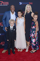 """LOS ANGELES - AUG 13:  Byron Allen at the """"47 Meters Down: Uncaged"""" Los Angeles Premiere at the Village Theater on August 13, 2019 in Westwood, CA"""