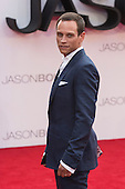 London, UK. 11 July 2016. German actor Vinzenz Kiefer. Red carpet arrivals for the European Premiere of the Universal movie Jason Bourne (2016) in London's Leicester Square.