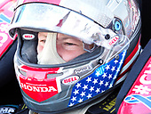 Verizon IndyCar Series<br /> Iowa Corn 300<br /> Iowa Speedway, Newton, IA USA<br /> Saturday 8 July 2017<br /> Marco Andretti, Andretti Autosport with Yarrow Honda<br /> World Copyright: Michael L. Levitt<br /> LAT Images
