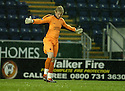 13/01/2007       Copyright Pic: James Stewart.File Name : sct_jspa13_falkirk_v_dunfermline.KAPER SCHMEICHEL GETS USED TO THE HIGH WIND AS HE MAKES HIS DEBUT FOR FALKIRK.James Stewart Photo Agency 19 Carronlea Drive, Falkirk. FK2 8DN      Vat Reg No. 607 6932 25.Office     : +44 (0)1324 570906     .Mobile   : +44 (0)7721 416997.Fax         : +44 (0)1324 570906.E-mail  :  jim@jspa.co.uk.If you require further information then contact Jim Stewart on any of the numbers above.........