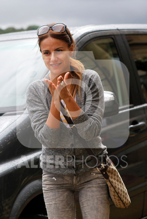 Monica Hoyos arrives to Maria Cristina Hotel to attend the 61 San Sebastian Film Festival, in San Sebastian, Spain. September 20, 2013. (ALTERPHOTOS/Victor Blanco)