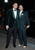 06 April 2019 - New York, New York - Char Defrancesco and Marc Jacobs arriving for the Wedding Reception of Marc Jacobs and Char Defrancesco, held at The Pool.<br /> CAP/ADM/LJ<br /> ©LJ/ADM/Capital Pictures