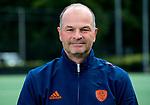 UTRECHT - Assistent coach TACO VAN DEN HONERT. Nederlands Team heren op weg naar HWL Londen . COPYRIGHT KOEN SUYK