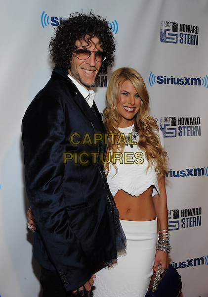 New York, NY-January 31: Howard Stern and Beth Stern attend Howard Stern's Birthday Bash presented by Sirius XM on January 31, 2014 at the Hammerstein Ballroom in New York City.  <br /> CAP/MPI/RTN/STE<br /> &copy;RTNStevens/MediaPunch/Capital Pictures