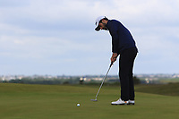 Sergio Parriego Cornejo (ESP) on the 4th during Round 1 of the The Amateur Championship 2019 at The Island Golf Club, Co. Dublin on Monday 17th June 2019.<br /> Picture:  Thos Caffrey / Golffile<br /> <br /> All photo usage must carry mandatory copyright credit (© Golffile | Thos Caffrey)