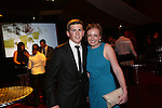 Wales Sport Awards 2013<br /> James Gardener & Beth Nesham<br /> 09.11.13<br /> ©Steve Pope-SPORTINGWALES