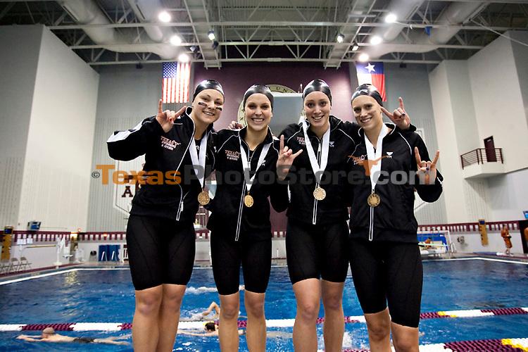 Feb 24-28 Big 12 Swimming Championships.  College Station, Texas.