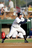 August 12, 2009: Sean Halton of the Helena Brewers. The Helena Brewers are the Pioneer League affiliate of the Milwaukee Brewers. Photo by: Chris Proctor/Four Seam Images