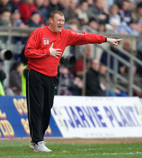 Brian Rice, Falkirk