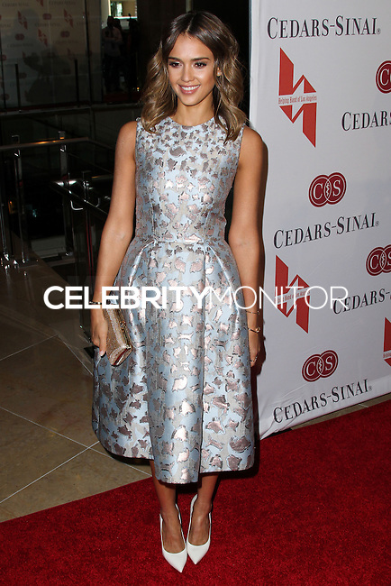 BEVERLY HILLS, CA, USA - MAY 09: Jessica Alba at the The Helping Hand Of Los Angeles Mother's Day Luncheon held at The Beverly Hilton Hotel on May 9, 2014 in Beverly Hills, California, United States. (Photo by Xavier Collin/Celebrity Monitor)