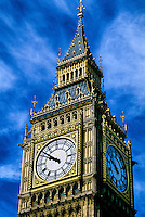Big Ben, Houses of Parliament, London, England