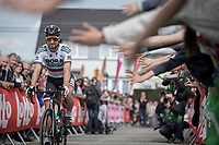 Peter Sagan (SVK/Bora Hansgrohe) pre race<br /> <br /> 83th Flèche Wallonne 2019 (1.UWT)<br /> 1 Day Race: Ans – Huy 195km<br /> <br /> ©kramon