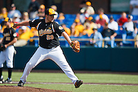 Cobey Guy (29) April 10th, 2010; Southern Illinois vs Wichita State University at Eck Stadium in Wichita, Ks. Photo by: William Purnell/Four Seam Images