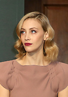 HOLLYWOOD, CA - NOVEMBER 15: Sarah Gadon, at AFI FEST 2017 Presents Cinema Italian Style Kick-Off Event And Inaugural Cinecitta Key Award Ceremony on November 15, 2017 at The Roosevelt Hotel in Hollywood, California. Credit: Faye Sadou/MediaPunch /NortePhoto.com