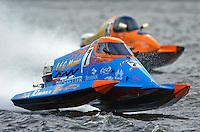Kasey Guimond, #7 and Milo Degugas, #83 (SST-45 class)