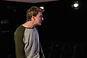 "Damsel Productions presents, Soho Young Writer Award Winner, Phoebe Eclair-Powell's play ""Fury"" at Soho Theatre. Directed by Hannah Bauer-King, with set design by Anna Reid, and lighting design by Natasha Chivers. Picture shows: Alex Austin (Tom)"