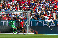 Santa Clara, CA - Sunday July 23, 2017: In an International Champions Cup (ICC) match after a 1-1 draw Manchester United beat Real Madrid 2-1 in a penalty shootout at Levi's Stadium.