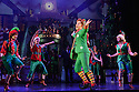 THE MUSICAL opens at the Dominion Theatre, Tottenham Court Road. Picture shows: Ben Forster (Buddy),  and ensemble.