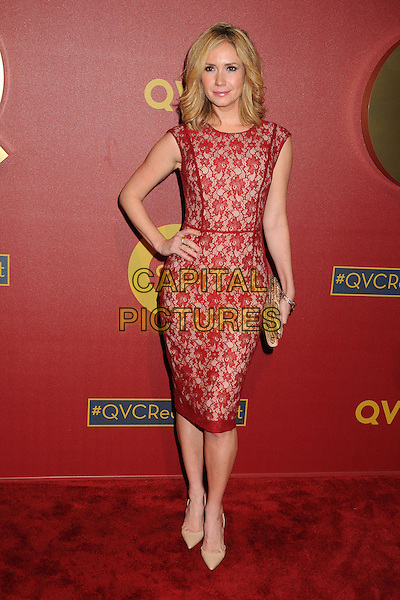 28 February 2014 - Los Angeles, California - Ashley Jones. QVC Presents Red Carpet Style held at the Four Seasons Hotel. <br /> CAP/ADM/BP<br /> &copy;Byron Purvis/AdMedia/Capital Pictures