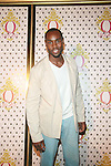 Actor Valence Thomas Attends the Launch of QREAM With A Q Created by Pharrell Williams, held at the New York Public Library, NY 7/20/11