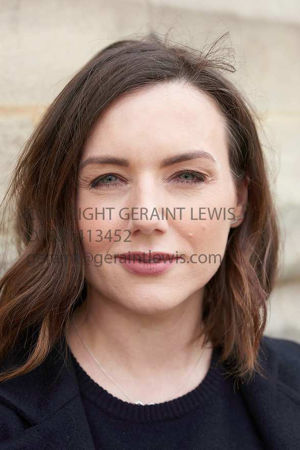 Sali Hughes, writer, journalist and broadcaster at The Oxford Literary Festival 2017 CREDIT Geraint Lewis