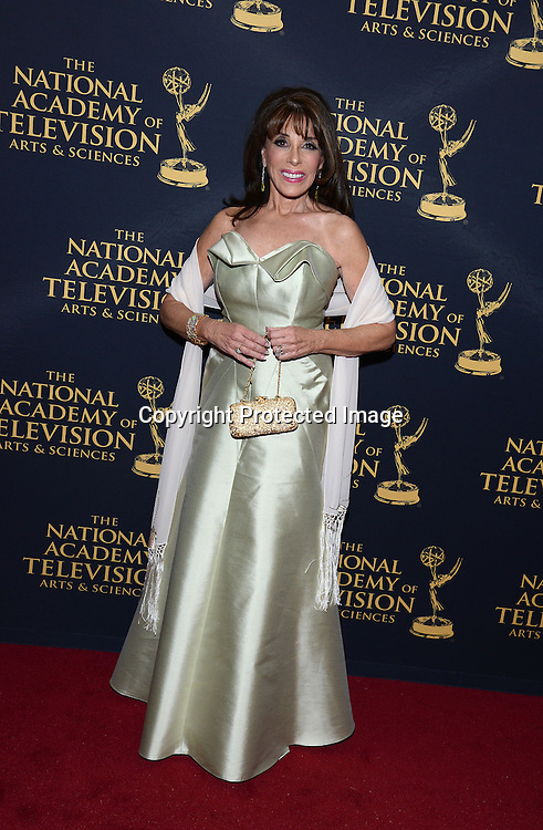 Kate Linde rattends the Creative Arts Emmy Awards on April 24, 2015 at the Universal l Hilton in Universal City,<br /> California, USA.