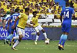 05_Septiembre_2017_Colombia vs Brasil