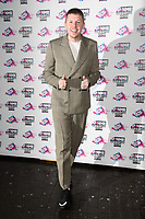 Professor Green at the VO5 NME Awards 2018 at the Brixton Academy, London, UK. <br /> 14 February  2018<br /> Picture: Steve Vas/Featureflash/SilverHub 0208 004 5359 sales@silverhubmedia.com