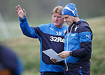 Stuart McCall and Gordon Durie