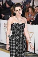 "LONDON, UK. November 20, 2019: Kristen Stewart arriving for the ""Charlie's Angels"" premiere at the Curzon Mayfair, London.<br /> Picture: Steve Vas/Featureflash"